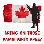 Bring on those damn dirty apes!-CANADA