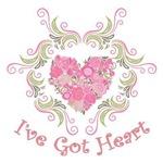 I've Got Heart-Pink