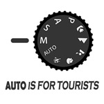AUTO is for tourists