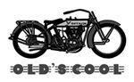 Old's Cool-Vintage motorcycle