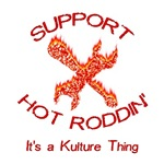 SUPPORT HOT RODDIN-TOOLS