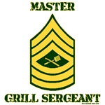 MASTER GRILL SERGEANT