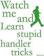 Stupid Handler Tricks JAMD