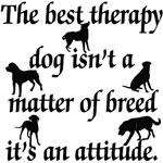 Best Therapy Dog