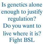Genetics BSL