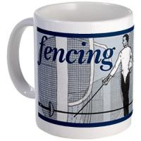 Exclusive Fencing Mugs