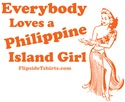 Philippine Island Girl