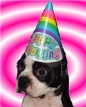 HAPPY BIRTHDAY BOSTON TERRIER