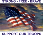 Strong,Free,Brave
