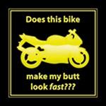 Yellow Team Butt Fast