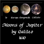 Moons of Jupiter by Galileo