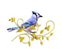 <b>BLUE JAY BIRD</b>