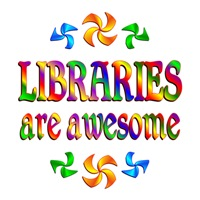 <b>LIBRARIES ARE AWESOME</B>