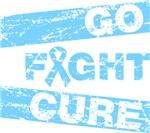 Prostate Cancer Go Fight Cure Shirts