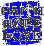 ALS Faith Hope Love Shirts
