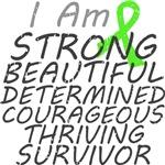 Lymphoma Strong Survivor Shirts