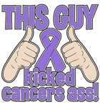 Hodgkins Lymphoma This Guy Kicked Cancer Shirts
