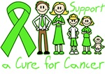 Lymphoma Support A Cure Shirts