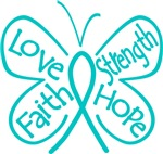 Scleroderma Butterfly Strength Shirts