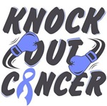 Knock Esophageal Cancer Shirts