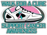 Hereditary Breast Cancer Walk For A Cure Shirts