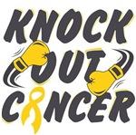 Knock Out Neuroblastoma Shirts