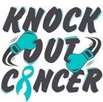 Knock Out Gynecologic Cancer Shirts