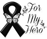 Melanoma For My Hero Shirts