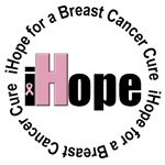 Hope For a Cure Breast Cancer T-Shirts & Gifts