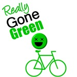 Really Gone Green For The Environment T-Shirts