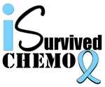 I Survived Chemo Prostate Cancer  T-Shirts