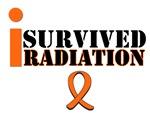 I Survived Radiation Kidney Cancer T-Shirts