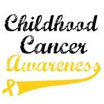 Childhood Cancer Awareness Awareness Grunge Style