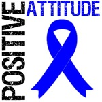 Positive Attitude Colon Cancer T-Shirts & Gifts