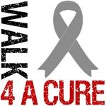 Walk 4 A Cure Brain Cancer Shirts  & Gifts