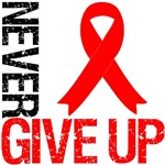 Heart Disease Never Give Up Shirts & Gifts