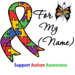 Autism Support Shirts & Gifts