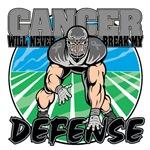 Brain Cancer Can't Break Defense