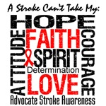 Stroke Can't Take My Hope
