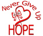 Heart Disease Never Give Up
