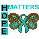 PCOS Hope Paisley Butterfly