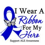 ALS I Wear A Ribbon