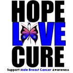 Male Breast Cancer HopeLoveCure
