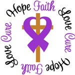 Epilepsy Hope Faith Cross