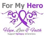 Epilepsy For My Hero