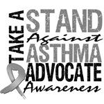 Asthma Take A Stand T-Shirts