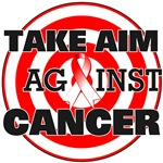 Take Aim Against Oral Cancer Shirts & Gifts