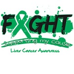 Fight Liver Cancer Cause Shirts
