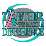Hereditary Breast Cancer We Make A Difference Tees
