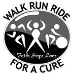 Skin Cancer Walk Run Ride Shirts